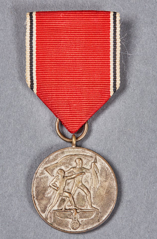 Third Reich German Austrian Annexation Medal