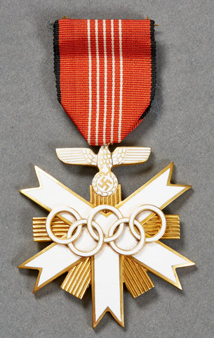 German 1936 Second Class Olympic Award
