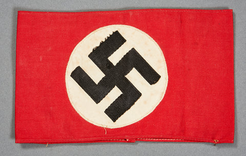 German NAZI Party Armband for Brown Shirt