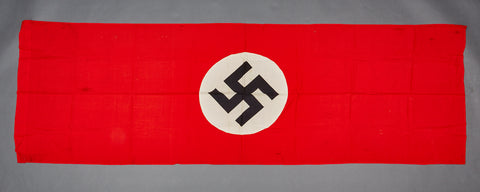 NAZI WWII Party Banner