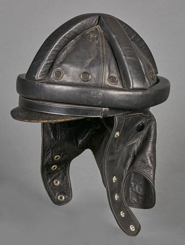 German NSFK Glider Pilot's Crash Helmet