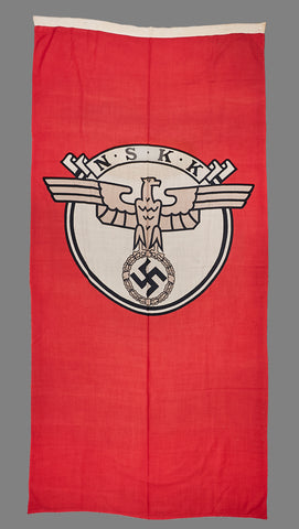 Third Reich NSKK Flag