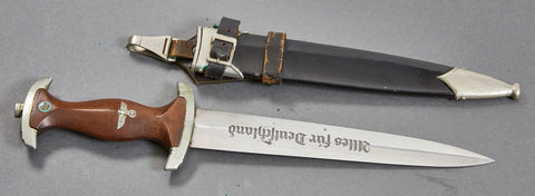 German WWII NSKK Dagger by Eickhorn **STILL AVAILABLE**