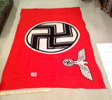 WWII German National Service Flag