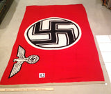 Third Reich era National Service Flag