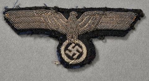 WWII German Kriegsmarine Office Breast Eagle