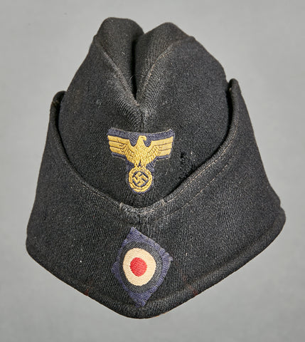 WWII German Kriegsmarine Other Ranks Side Cap