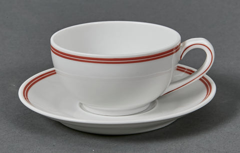 Third Reich Nazi DAF Cup and Saucer Set