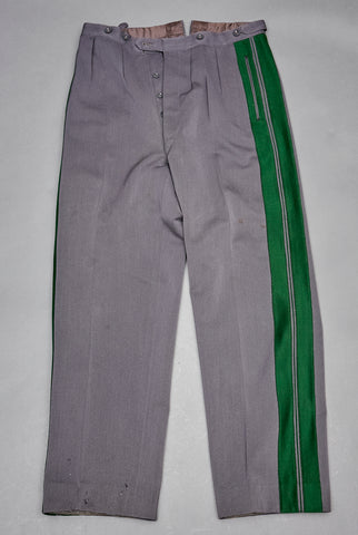 WWII German Customs Official Trousers