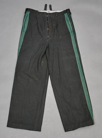 WWII German Customs General Trousers