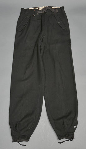 WWII German Army Panzer Trousers