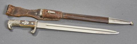 German WWII Municipal Police Bayonet ***STILL AVAILABLE***