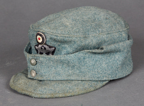 German WWII Police M43 Field Cap
