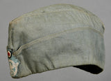 WWII German Field Police Side Cap