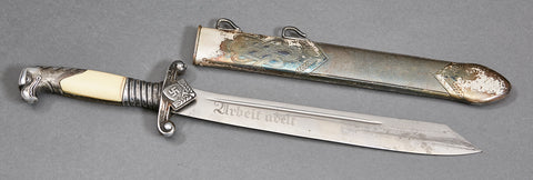 RAD Officer's Dagger by Alcoso ***STILL AVAILABLE***