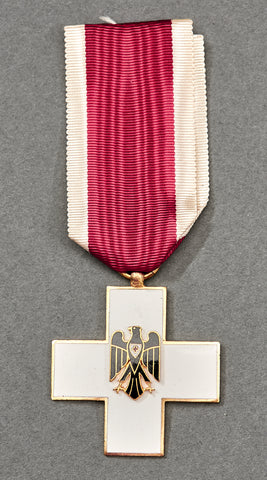 Imperial German Red Cross Badge of Honor