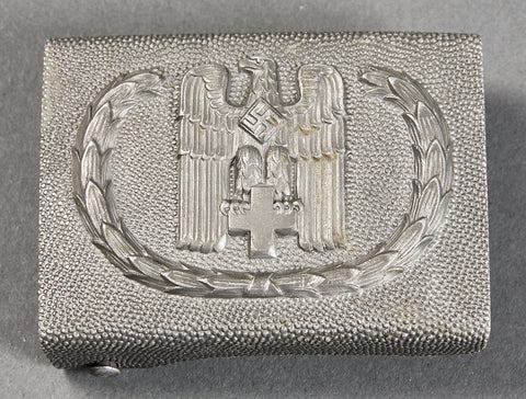 1938 Pattern Enlisted Ranks Red Cross Buckle