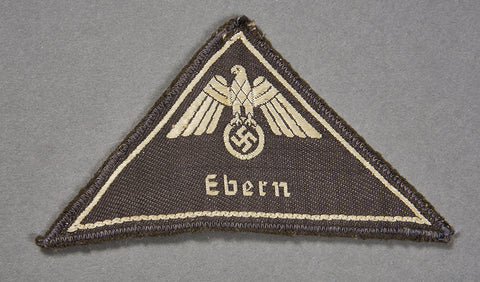 NAZI Red Cross Uniform Insignia