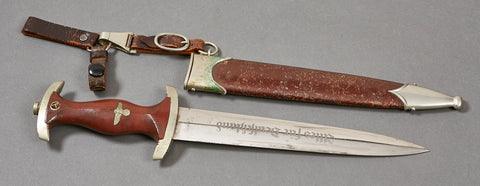 German Pre WWII Early SA Dagger by Ed Wustof***STILL AVAILABLE***