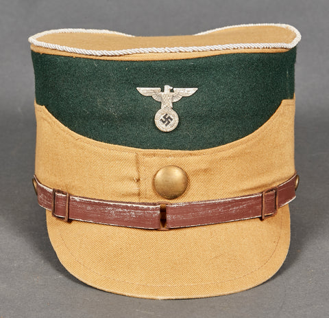 Third Reich Field Kepi, Officer Upgrade for Nordsee