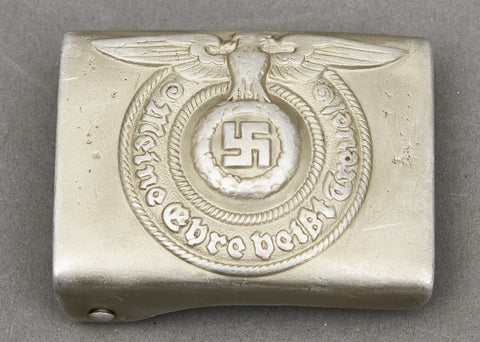 Third Reich SS Buckle for Other Ranks