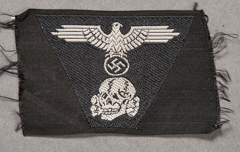 German WWII SS Insignia for M43 Cap