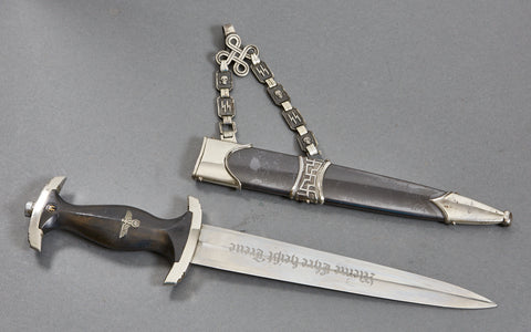 German WWII Model 36 SS Chain Dagger**STILL AVAILABLE**