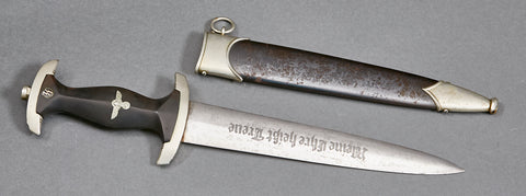 German Third Reich Early SS Dagger by Böker ***STILL AVAILABLE***