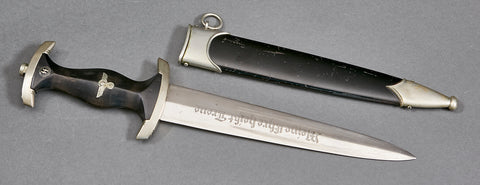 German Third Reich SS Dagger Early RZM Production ***STILL AVAILABLE***