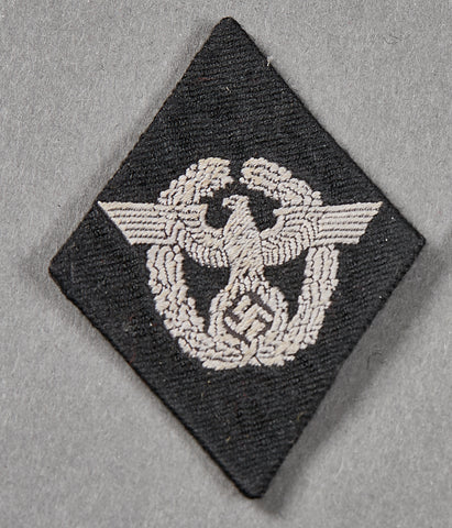 Waffen SS Former Police Member Service Identification Diamond