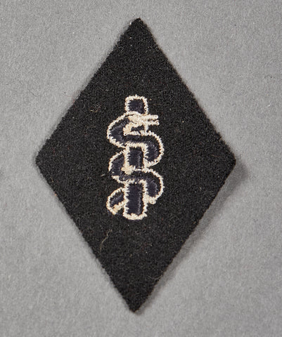 Waffen SS Medical Orderly Trade Diamond