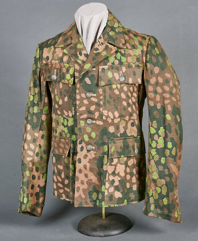 Mint, Unissued SS Model 1944 Four Pocket Combat Blouse
