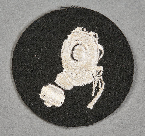 SS Trade Patch for Gas Protection NCO