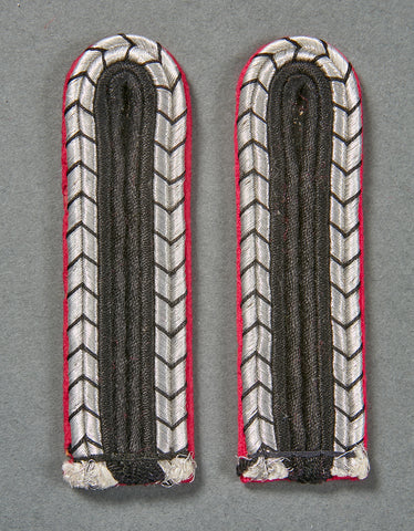 German WWII Fire-Police Shoulder Boards