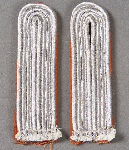 WWII German Luftwaffe Officer Shoulder Board Set