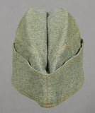 "Early Model WWII German Army Infantry Side Cap for ""Other Ranks"" Personnel"