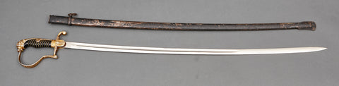 German WWII Army Sword by Clement & Jung ***STILL AVAILABLE***