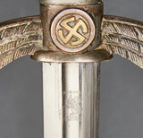 German WWII Luftwaffe Officer's Sword by Eickhorn *THIS IS STILL AVAILABLE CLICK HERE*