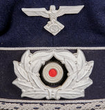 TeNo District or Staff Officer's Visor Cap (mid ranking)