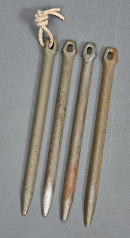 German WWII Tent Pegs