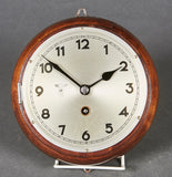 WWII German Kriegsmarine Wall Clock