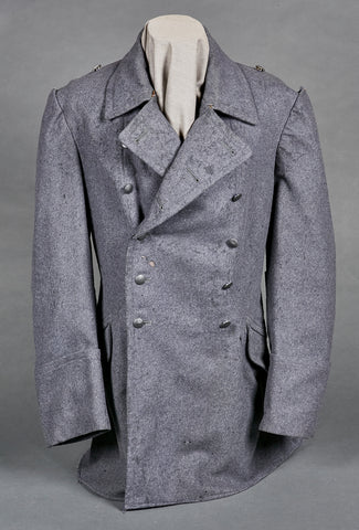 WWII German Luftwaffe Great Coat