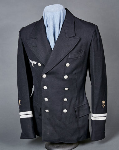 WWII German Kriegsmarine Administrative Official Uniform