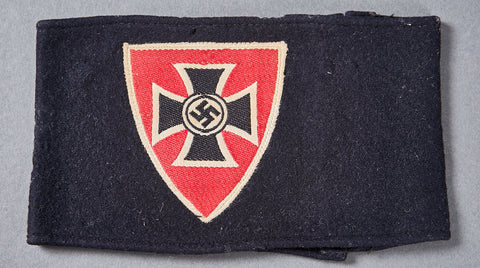 German NAZI Veterans Armband