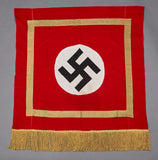 Third Reich Podium Banner