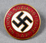 NSDAP Third Reich Party Badge