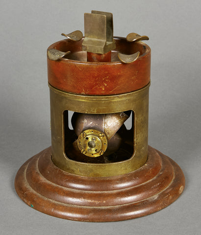 World War I Vintage Torpedo/Gyroscope/Ashtray