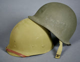 US WWII M-1 Helmet w/Early Firestone Liner