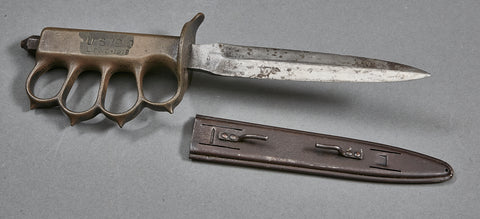 US LF&C 1918 Knuckle Knife***STILL AVAILABLE***