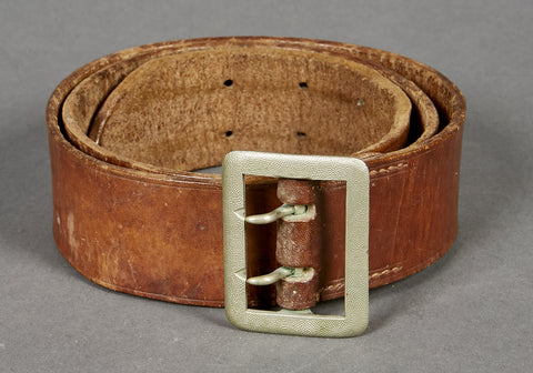 Weimar Officer's Open Claw Belt and Buckle